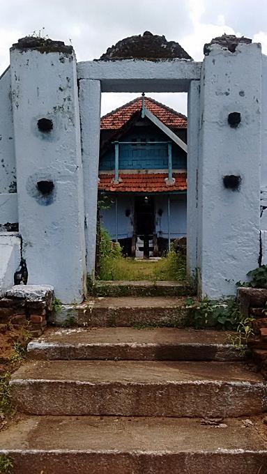 Thiruvalathur Keezhedam Temple, Palakkad