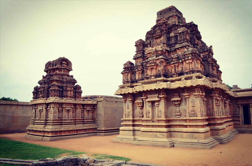 The famous Ram Temple
