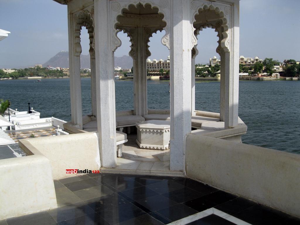 Hotel Taj Lake Palace, Udaipur