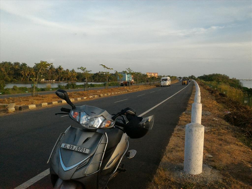 Container road kochi