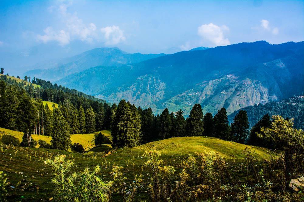 Prashar Lake Valley