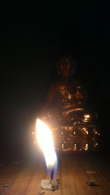 Diwali Prayer to lord Budha