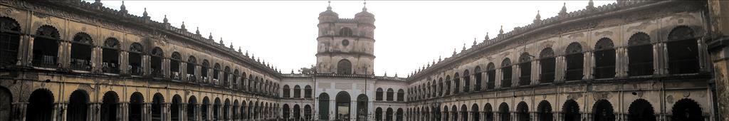 Imambara, the residence of the Imam