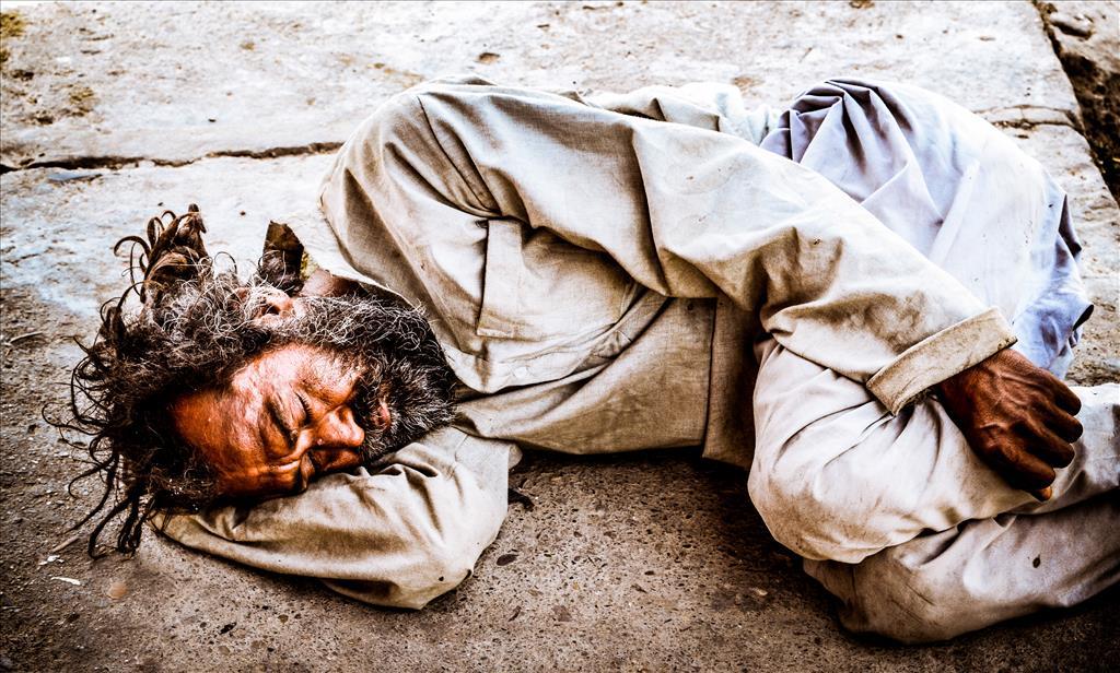 a beggar life