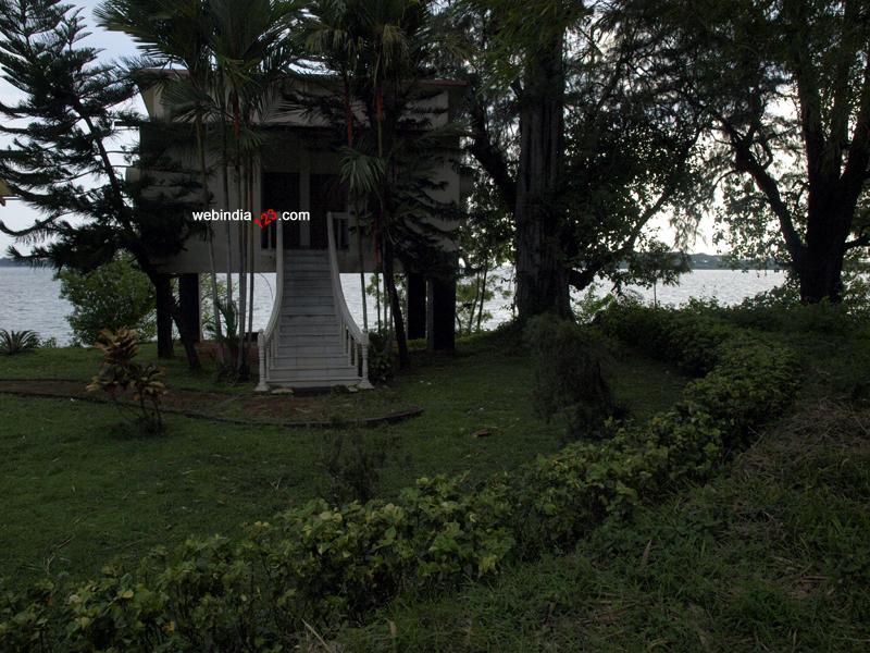 Bolghatty Island, Kerala