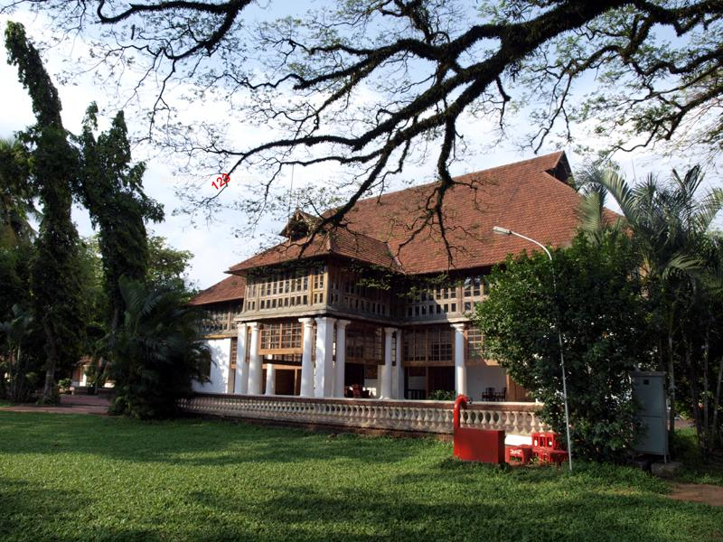 Bolghatty Palace, Kerala