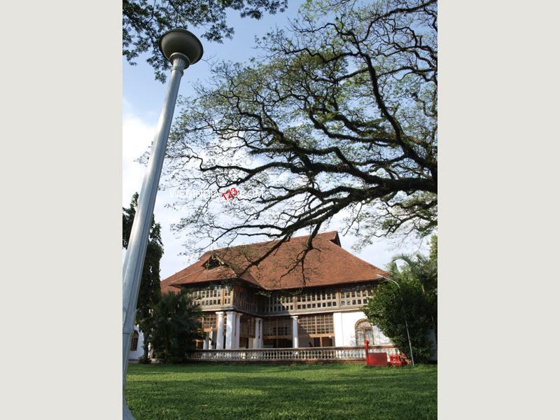 Bolghatty Palace, Kerala