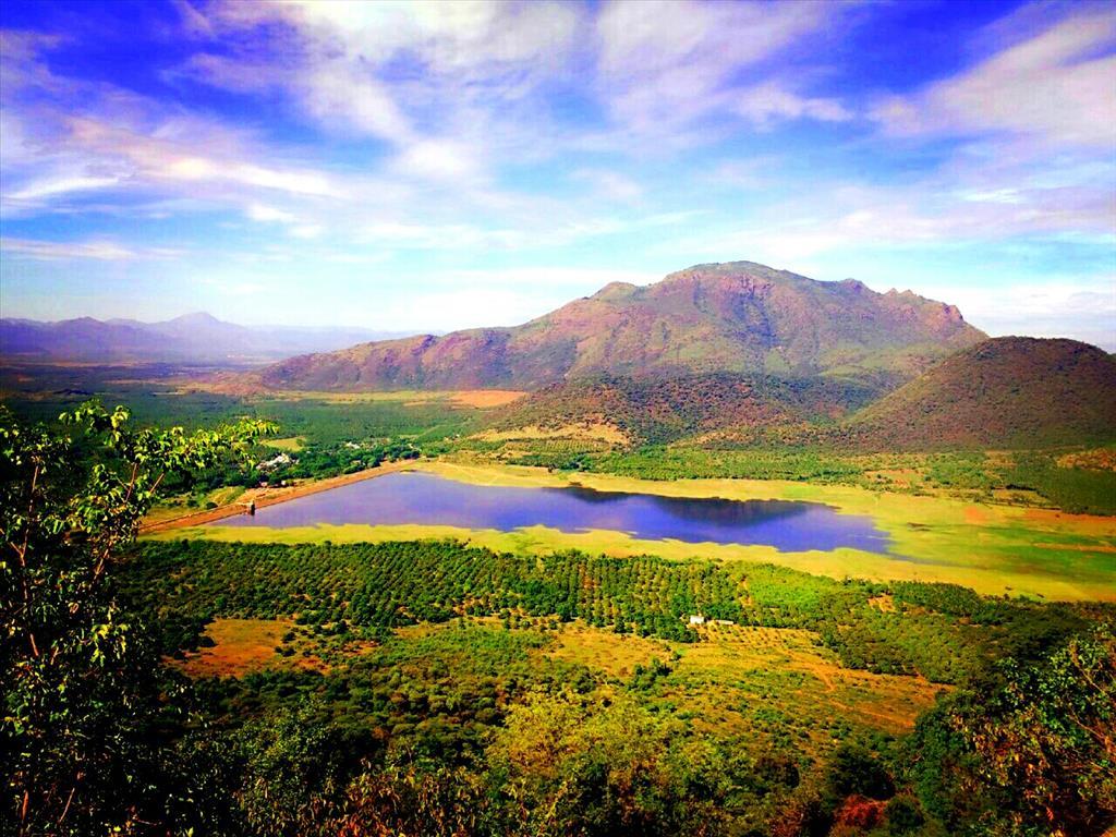 Theni - Manjalaru dam
