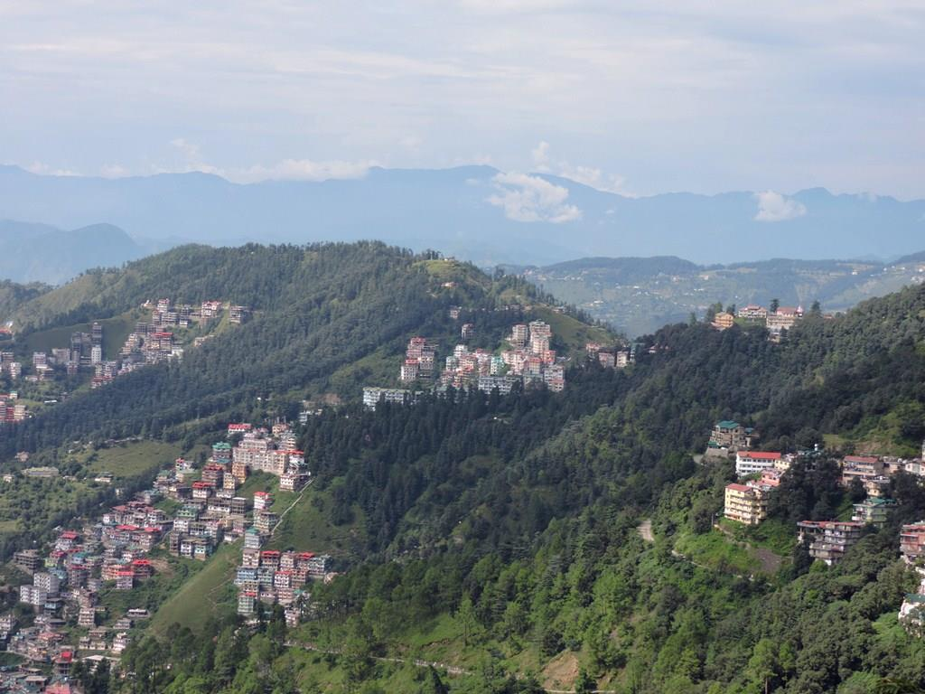 Famous Tourist Place in Shimla