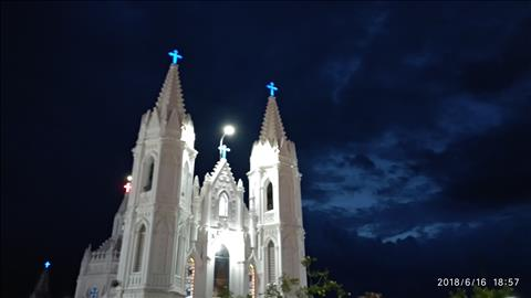 Velankanni+church