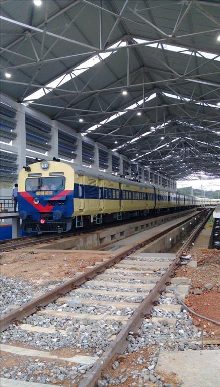 First Memu Train