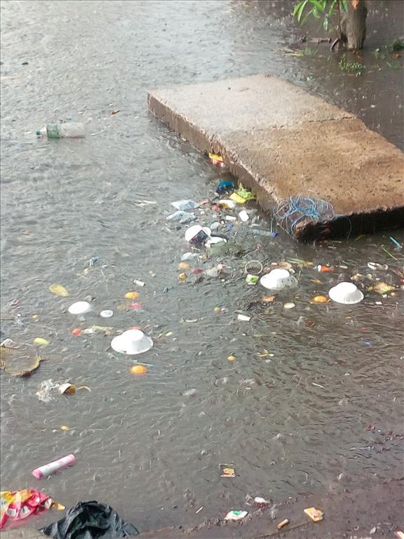 Adequate Rain Time (Berhampur New Bus stand)