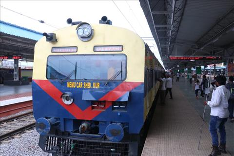 Rath Yatra Specials Train