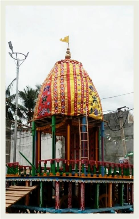Ready for Rath yatra