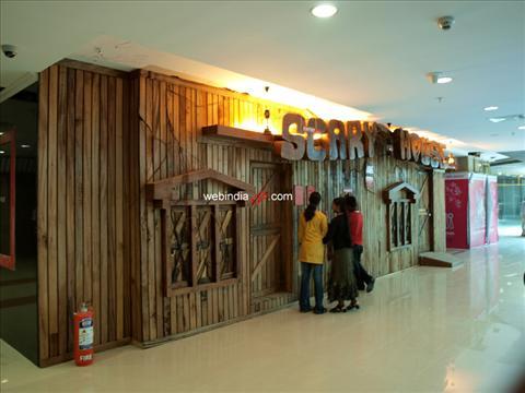Scary House Oberon Mall Kochi Photos