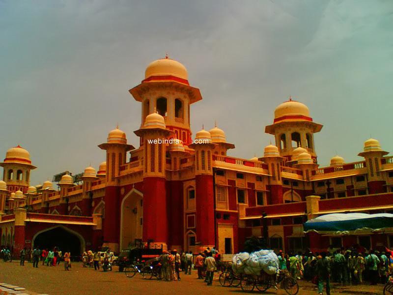 Char Bagh Railway Station