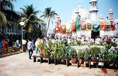 Haji Ali Mosque- Mumbai