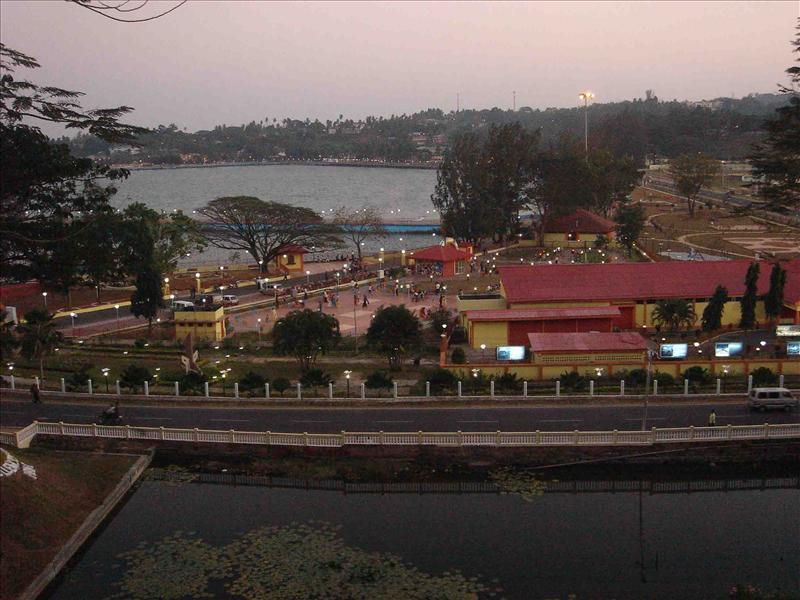 View of Andaman