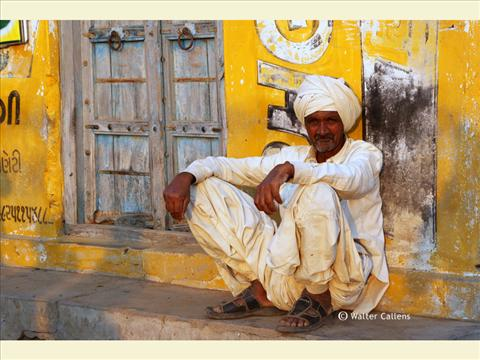 Dhaneti old town - Ahir tribe