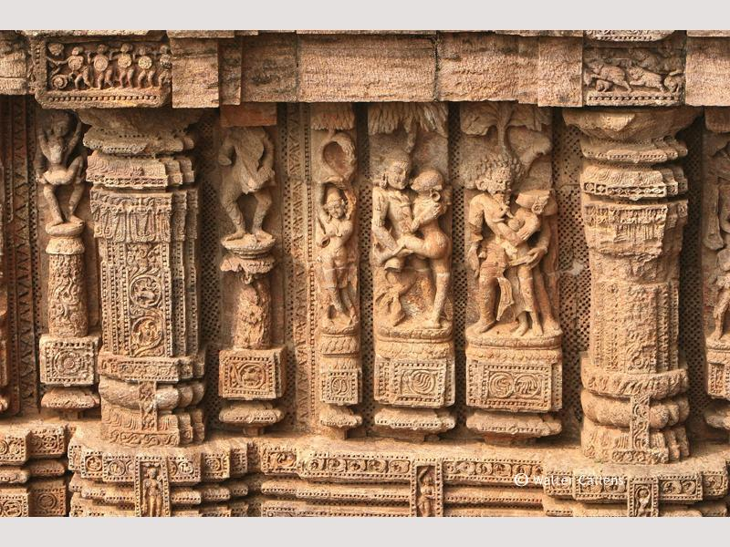 The Konark (Sun) Temple