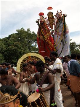 Ochira Kali Festival