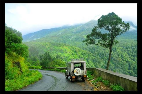Siruvani Hills