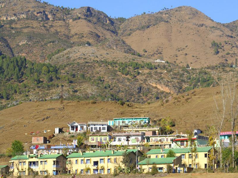 Himalayan Village.