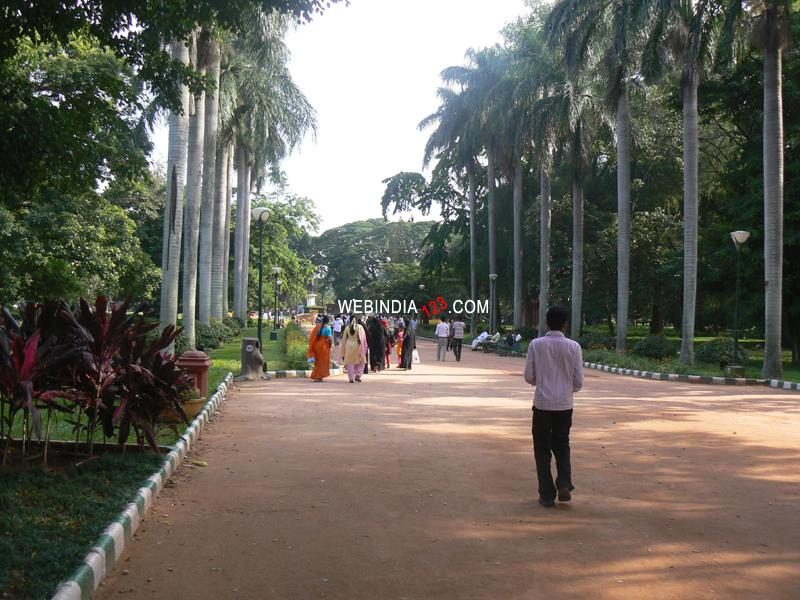 Lalbagh Garden, Bangalore