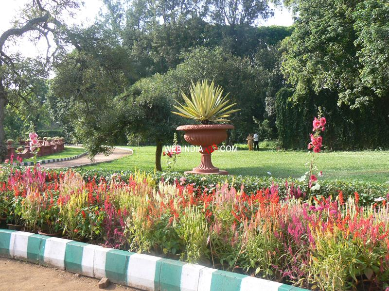 Lalbagh Garden, Bangalore