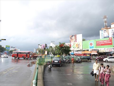 Vytilla Junction, Kochi