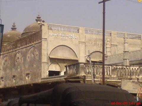 Jama Mosque, Godhra