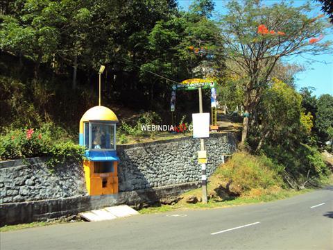 Thumbachimala, Pilgrim Center