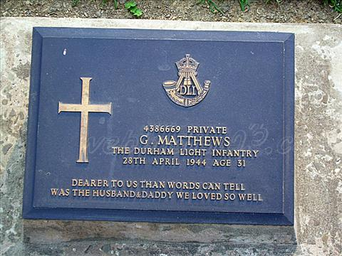 A grave at War-cemetry, Kohima