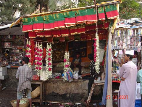Shop near to Haji Ali Dargah- Mumbai