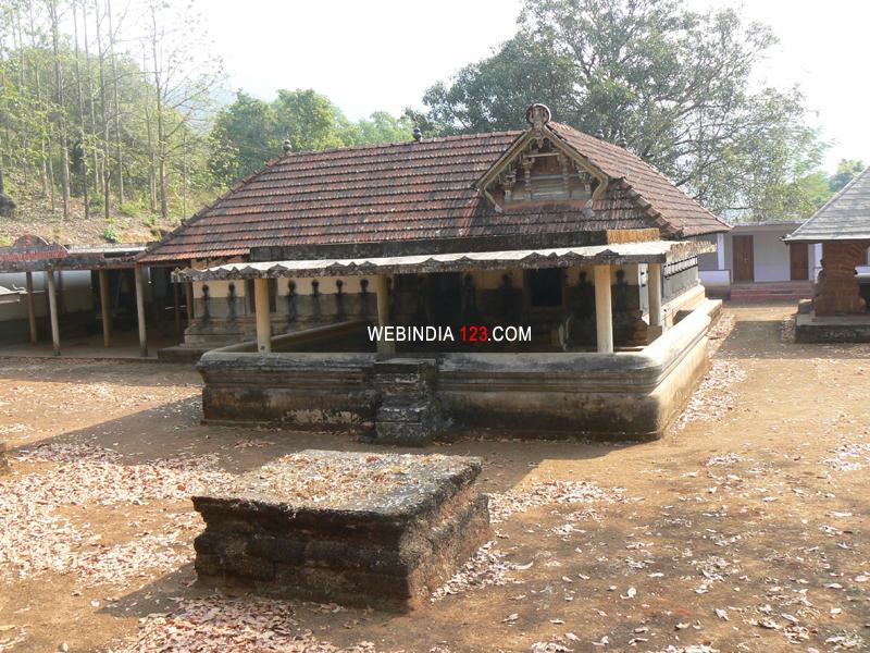 Tular Vanath Bhagavathi Temple, Kasargod