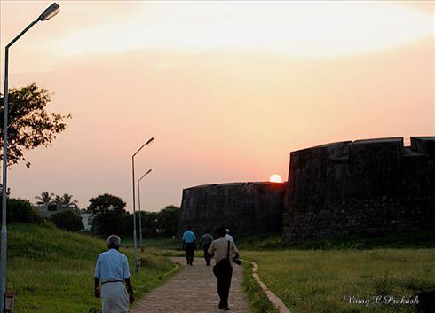 Tippu`s Fort - Palakkad