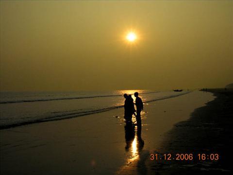 Sankarpur Sea