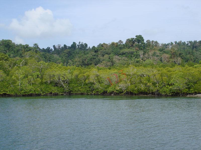 Middle Strait - Andaman Strait