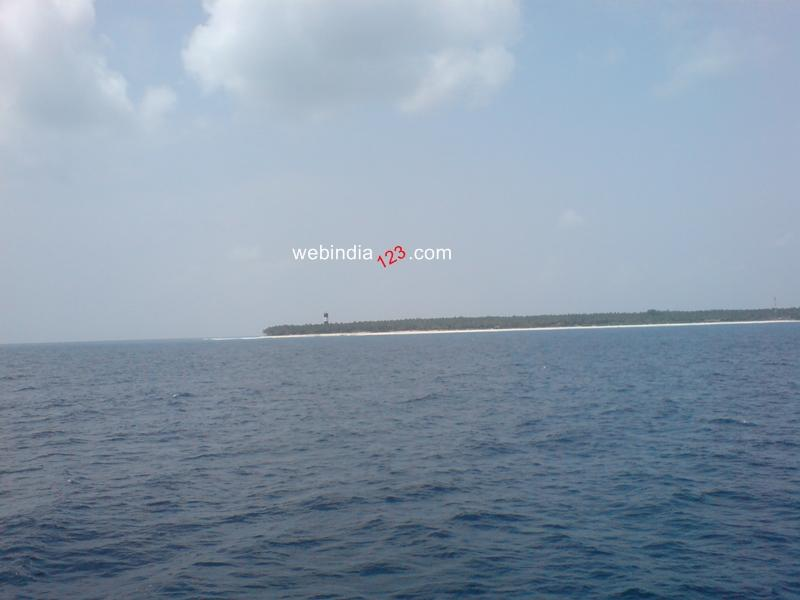 Kalpeni Island, Lakshadweep