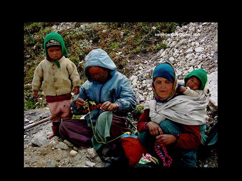 LAHAUL, Himachal Pradesh