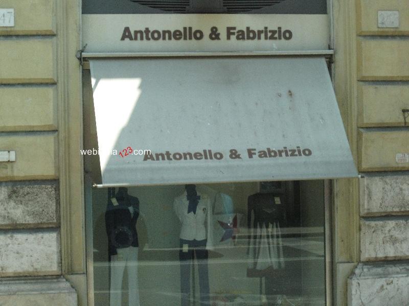 Antonello and Fabricio