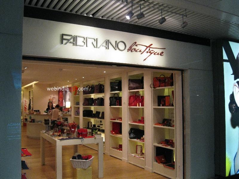 Fabriano Boutique, Rome, Italy