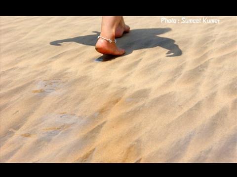 The Walk of Shadow