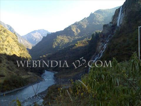 Jang Falls - Arunachal Pradesh