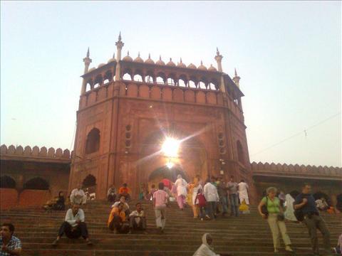 Jama Masjid Gate