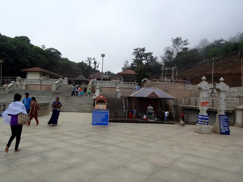 Talacauvery Temple, Coorg