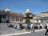 St. Peter`s Square, Vatican